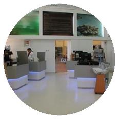 AHAVA Visitors Center